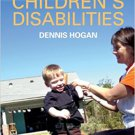 Ebook 978-0871544575 Family Consequences of Children's Disabilities (The American Sociological As