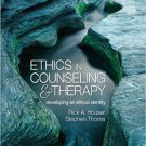 Ebook 978-1412981378 Ethics in Counseling and Therapy: Developing an Ethical Identity