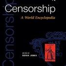 Ebook 978-1579581350 Censorship: A World Encyclopedia