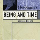 Ebook 978-0742542402 Heidegger's Being and Time: Critical Essays (Critical Essays on the Classics