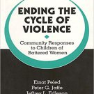 Ebook 978-0803953697 Ending the Cycle of Violence: Community Responses to Children of Battered Wo