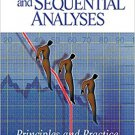 Ebook 978-0761925606 Behavior and Sequential Analyses: Principles and Practice