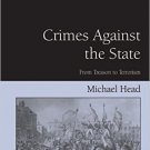Ebook 978-0754678199 Crimes Against The State: From Treason to Terrorism