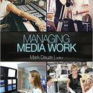 Ebook 978-1412971249 Managing Media Work