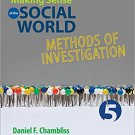 Ebook 978-1483380612 Making Sense of the Social World: Methods of Investigation