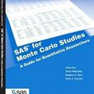 Ebook 978-1590471418 SAS for Monte Carlo Studies: A Guide for Quantitative Researchers
