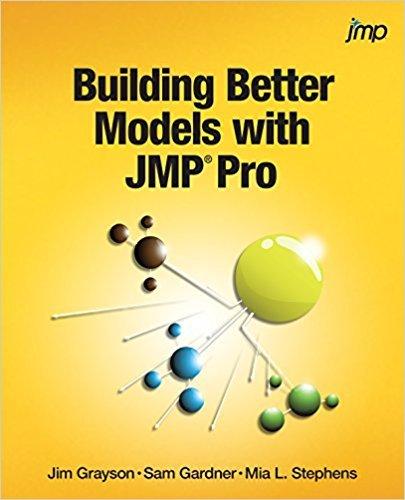 Ebook 978-1629590561 Building Better Models with JMP Pro