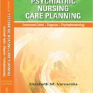 Ebook 978-1437717822 Manual of Psychiatric Nursing Care Planning: Assessment Guides, Diagnoses, P