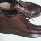 SAS Tripad Comfort soft step oxford men size 11.5 M brown leather