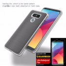 VOIA LG G6 Hard High Glossy Film Coated Case with FREE Bullet Proof Film-2colors