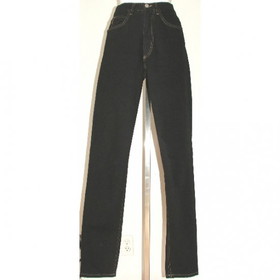 GUESS Black Denim Jeans Size 27