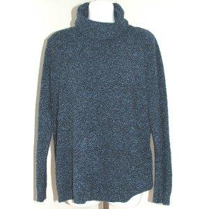 VAN HEUSEN Blue Black Sweater M