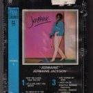 JERMAINE JACKSON JERMAINE NEW OLD STOCK 8 TRACK TAPE