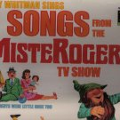 NOS 33 LP RECORD DISNEYLAND SONGS FROM MR ROGERS TV SHOW
