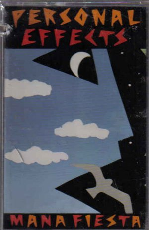 NEW OLD STOCK CASSETTE TAPE PERSONAL EFFECTS MANA FIESTA