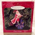 Kringle's Whirligig 1999 Santa Hallmark Keepsake Christmas Ornament QX6847
