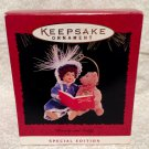Hallmark Keepsake Ornament - Beverly and Teddy 1995 (QX5259)