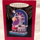 "Hallmark ""Look For The Wonder"" Ornament  Dated 1993"