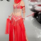 4 Piece Bollywood Genie Costume Set
