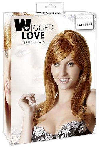 Long Cut Auburn Wig 07770720000