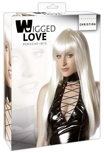 Wig Platinum Blonde 07760170000