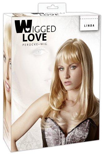 Linda Long Wig Blonde 07717080000