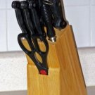9 Piece Chef's Knife Set Christmas Gift Cooking