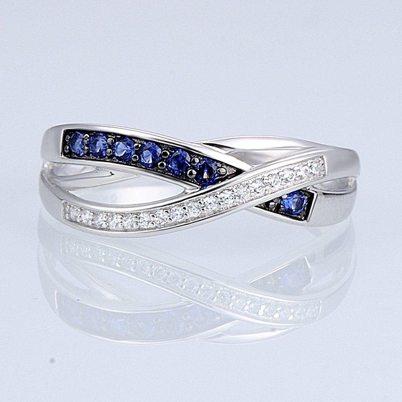 Women Engagement Wedding Ring