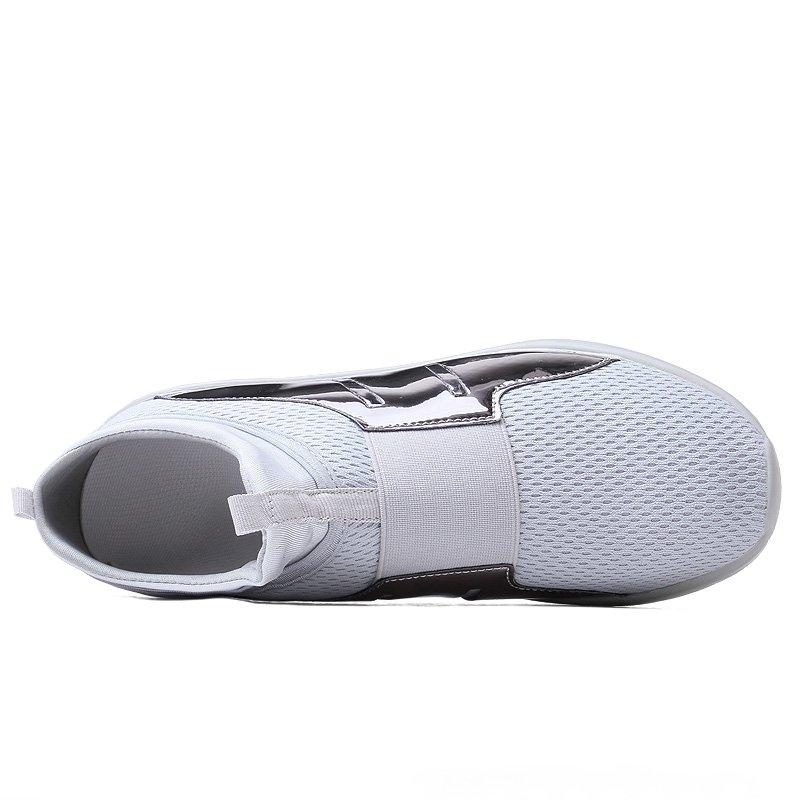 High quality fashion men casual shoes superstar brand footwaer black male