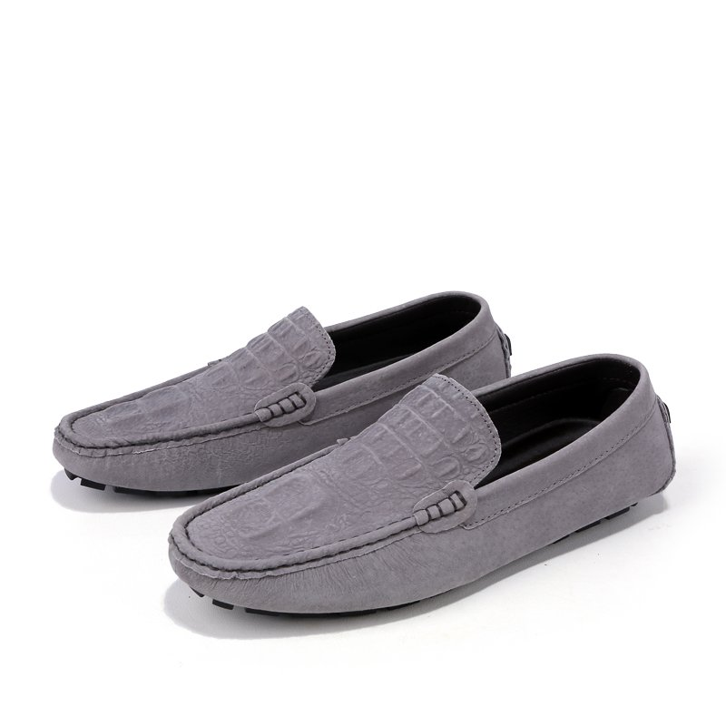 Summer Causal Shoes Men Loafers Quality Leather Moccasins Men