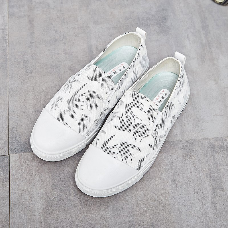 2017 new Mens casual shoes man flats breathable Men fashion classic