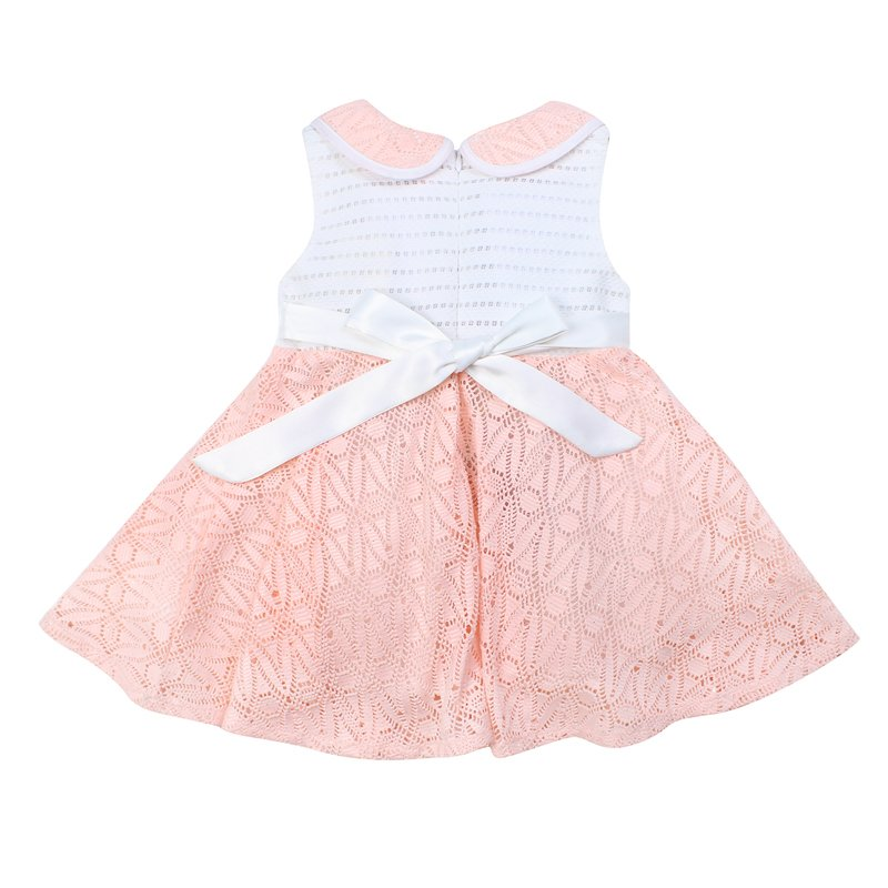 2017 summer brand domeiland new born clothing cute lace baby girls