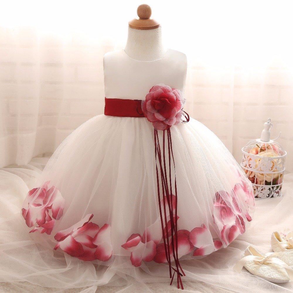 Flower Baby Girl Dress wedding for kids