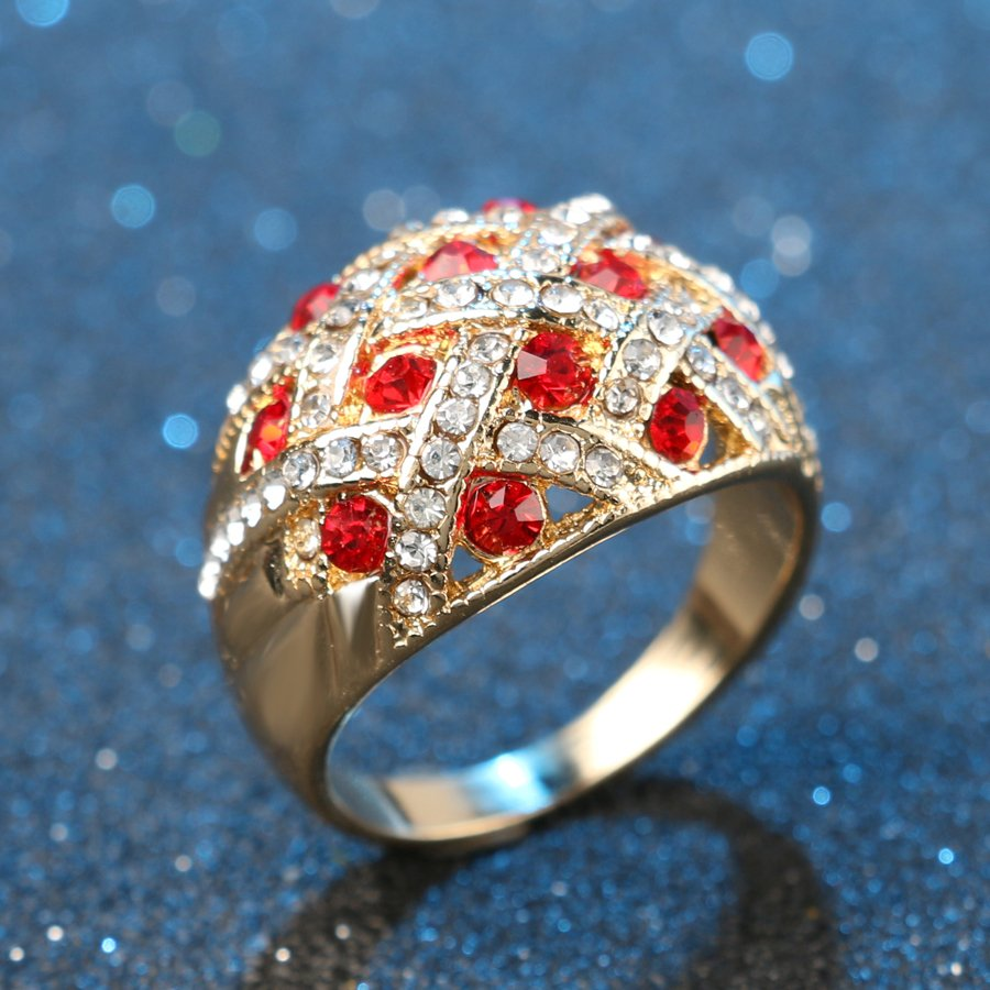 Kinel Vintage Jewelry Engagement Rings For Women