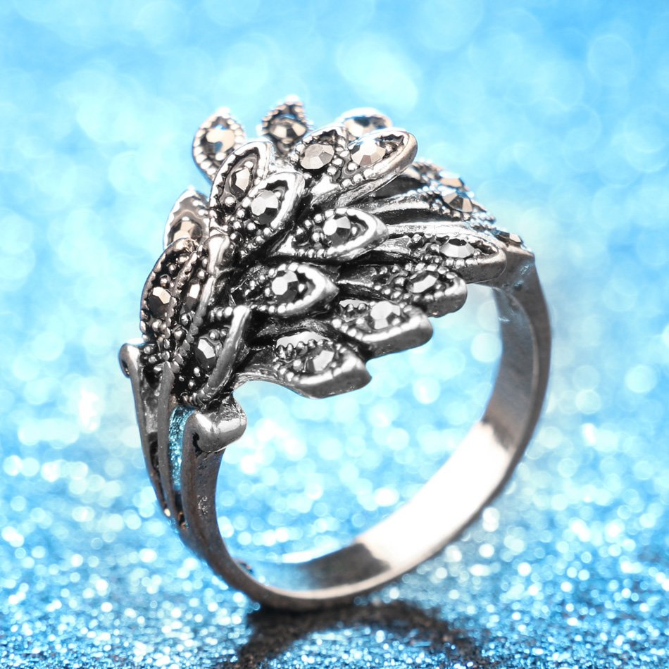 Hot Wholesale Vintage Jewelry Wedding Rings For Women