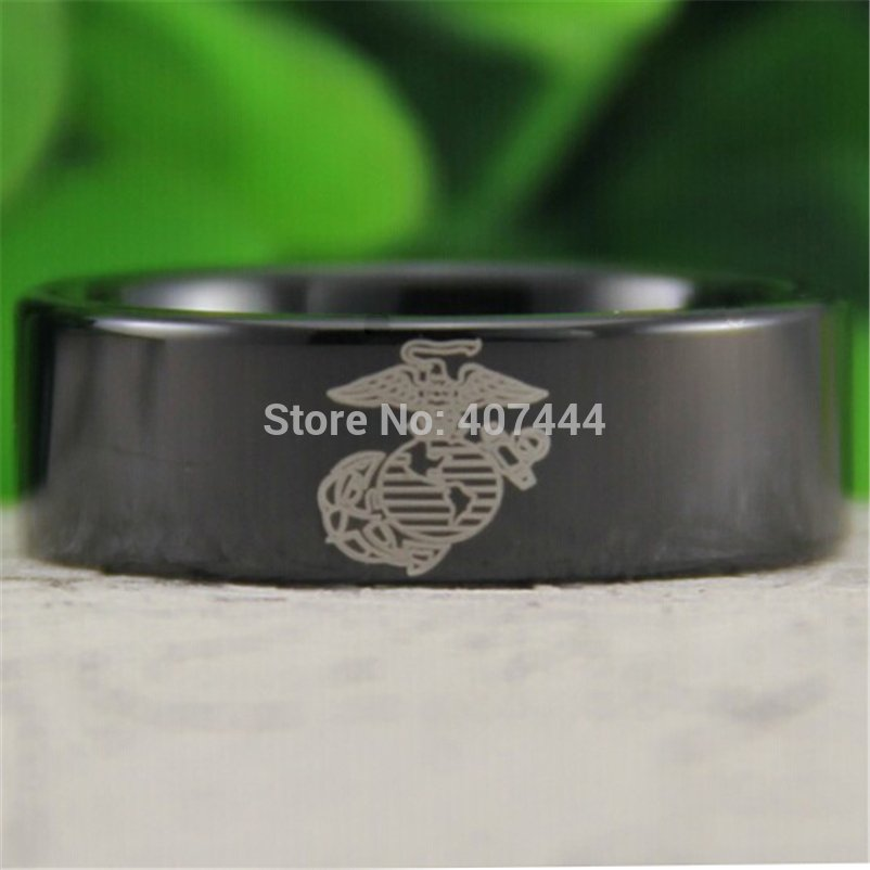 Hot Sales 8MM Black Pipe Army Military Marines Men
