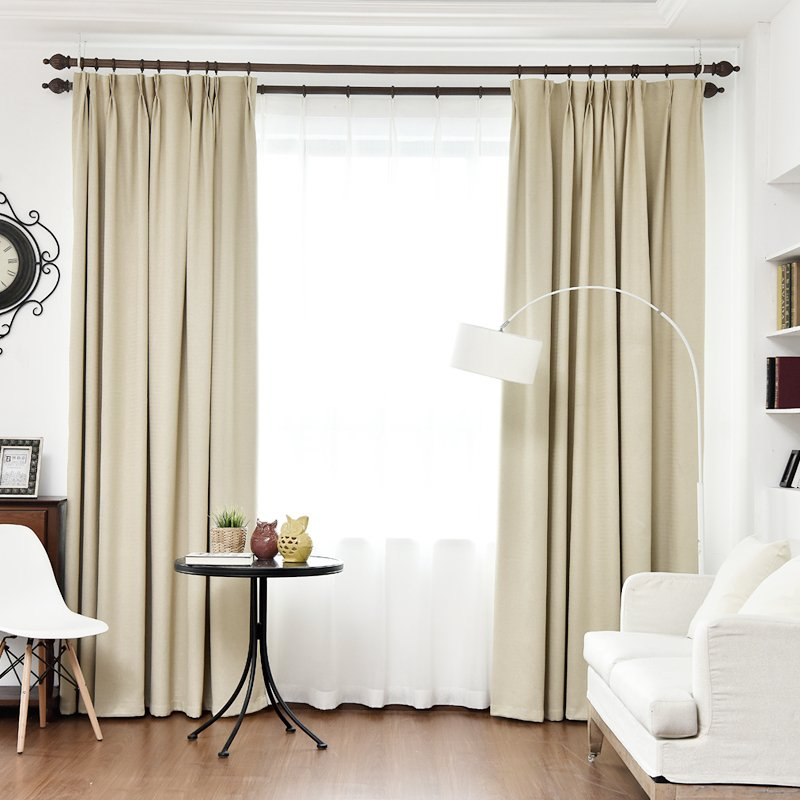 Blackout Curtains For Living Room Custom