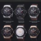 op Luxury Brand Men's Wrist Watch Mens Chronograph Clocks