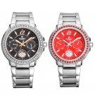Luxury Brand Watches Women Diamond Quartz-Watch
