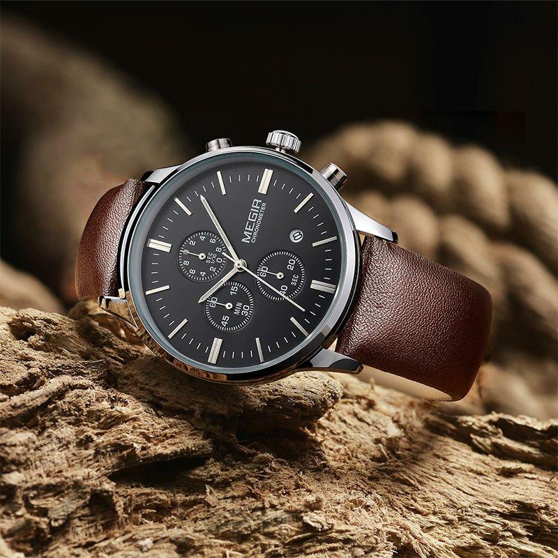 Original Watch Men Top Brand Luxury Men Watch Leather Clock Men Watches