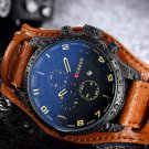 Men Watches Man Clock 2017 Top Brand Luxury Army Military Steampunk