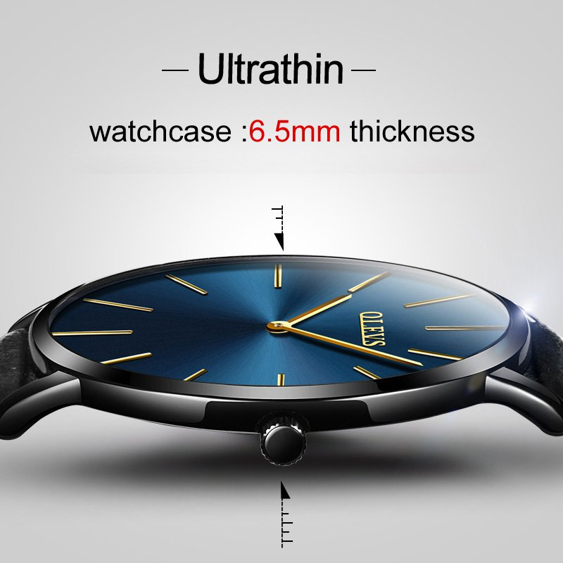 Brand Luxury Watches Men Business Quartz Wristwatch Sports