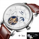 Mens Watches Top Brand Luxury Gold Men Watch Automatic