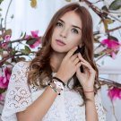 Duoya Brand Watch Women Luxury Gold Eye Gemstone Dress Watches Women Gold