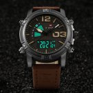 2017 NAVIFORCE Men's Fashion Sport Watches Men Quartz Analog Date Clock Man