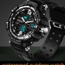 Male Fashion Sport Military Wristwatches 2016 New SANDA Watches Men Luxury