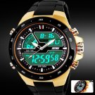 Skmei Men Sport Watch Relogio Masculino Waterproof Silicone quartz watch