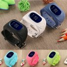 Hot Q50 GPS Kids Watches Baby Smart Watch for Children SOS Call Location Fi
