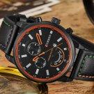 Relogio Masculino Curren Quartz Watch Men 2017 Top Brand Luxury Leather Men