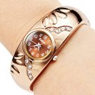 hot sale rose gold women's watches bracelet watch women watches luxury ladi